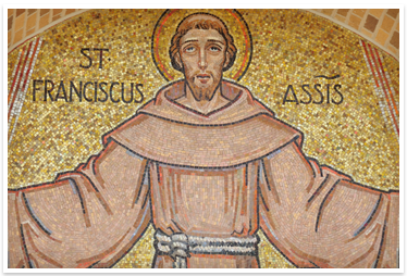 image of St. Francis